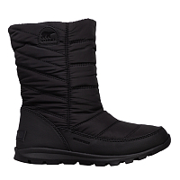 Sorel Children's Whitney MID BLACK