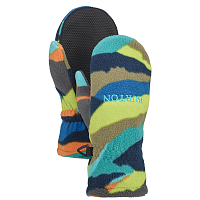 Burton TODDLER FLEECE MITT SUMMIT STRIPE