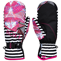 Roxy JETTY SE MITT J MTTN TRUE BLACK ACTIVE BASE