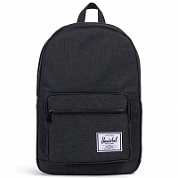 Herschel Pop Quiz Black Crosshatch/Tan