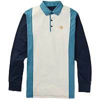 Burton M RETRO MDWT POLO ALMOND MILK MULTI