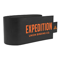 Union SPLITBOARD STRAP BLACK ORANGE