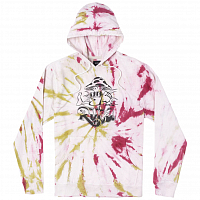 RVCA SWITCH TIE DYE HOODI MULTI