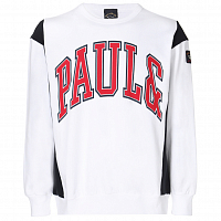 PAUL AND SHARK P&S SWEATSHIRT WHITE