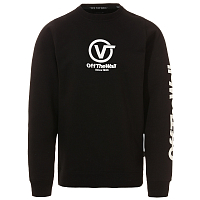 Vans DISTORTED PERFORMANCE CREW BLACK