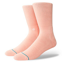 Stance UNCOMMON SOLIDS ICON PASTEL PNK