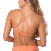Rip Curl ECO SURF CROSSBACK TRI BRIGHT RED