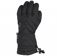 686 WMS PATRON GAUNTLET GLOVE BLACK