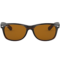 Ray Ban NEW Wayfarer LIGHT HAVANA/CRYSTAL BROWN