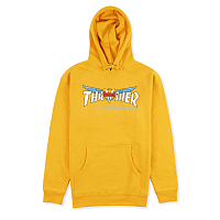 Thrasher VENTURE COLLAB HOOD GOLD