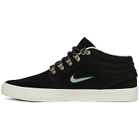 Nike SB ZM JANOSKI MID RM PRM BLACK/GLACIER ICE-BLACK-SUMMIT WHITE