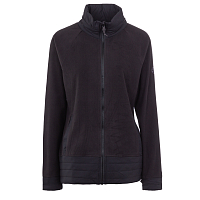 686 WMS QUILTED FLEECE JACKET BLACK
