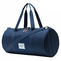 Herschel SUTTON MID-VOLUME Medieval Blue Crosshatch/Medieval Blue