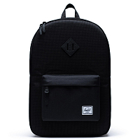 Herschel Heritage DARK GRID/BLACK