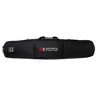 KYOTO SNOWBOARD BAG/BACKPACK BLACK