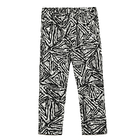 Nike M NK SB PANT AOP BLACK/PARTICLE GREY/BLACK/WHITE