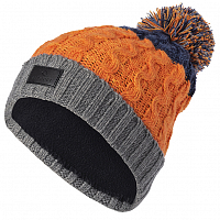 Rip Curl WOOL POMPOM BEANIE PERSIMMON ORANG