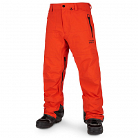 Volcom GUIDE GORE-TEX PANT ORANGE