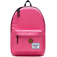 Herschel CLASSIC X-LARGE HOT PINK SPEED WHEELS