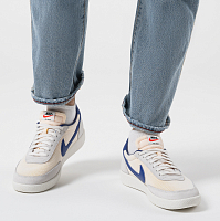 Nike KILLSHOT OG SAIL/DEEP ROYAL BLUE-BLACK-TEAM ORANGE