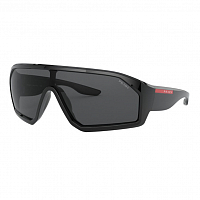 Prada Linea Rossa 0PS 03VS Black/Grey
