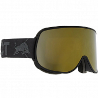 Spect RED BULL MAGNETRON EON MATT BLACK/GOLD BLACK