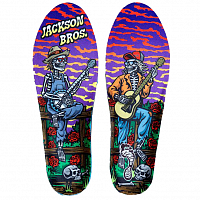 REMIND INSOLE MEDIC JACKSON BROS X DEAD HEAD ASSORTED