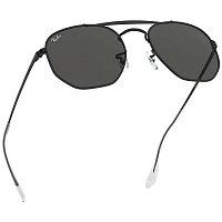 Ray Ban THE Marshal Black/Dark Grey