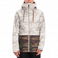 686 WMS Athena Insulated Jacket WHITE CAMO COLORBLOCK