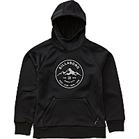 Billabong DOWNHILL HOOD BLACK