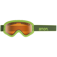 Anon TRACKER GREEN/AMBER