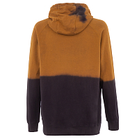 686 MNS KNOCKOUT DYE PULLOVER HOOD GOLDEN BROWN FADE