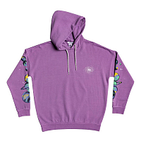 Quiksilver OGHOODFL M OTLR CRUSHED GRAPE