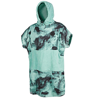Mystic PONCHO JUNIOR BLACK/MINT