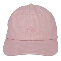 Rusty RANTER ADJUSTABLE CAP PALE MAUVE