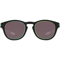 Oakley LATCH MATTE BLACK/PRIZM GREY/JADE ALT IRIDIUM