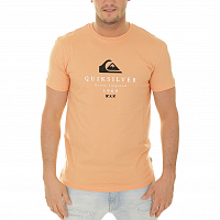 Quiksilver FIRSTFIRESS M TEES CORAL SANDS