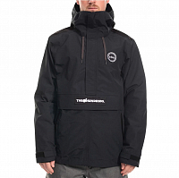 686 MNS HUNDREDS GORE ANORAK JKT BLACK COLORBLOCK