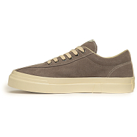 STEPNEY WORKERS CLUB DELLOW GREY SUEDE
