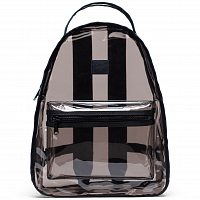 Herschel NOVA MID-VOLUME BLACK SMOKE
