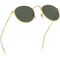 Ray Ban Round Metal LEGEND GOLD/GREEN
