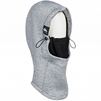 Quiksilver TECH HOOD M NKWR LIGHT GREY HEATHER