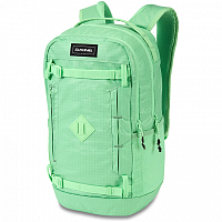 Dakine URBN MISSION PACK DUSTY MINT RIPSTOP