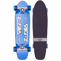Z-Flex Metal Flake Cruiser BLUE