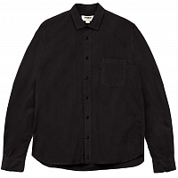 YMC Triple Curtis Organic Cotton Shirt BLACK
