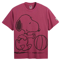 Levi's® GRAPHIC RLXED OVERSZE SNOOPY OVERSIZE B