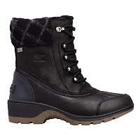 Sorel WHISTLER MID Black, Natural