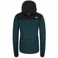 The North Face W PALLIE DOWN JKT PON GREEN/BL (EK2)