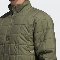 Adidas QUILTED JKT LEGGRN/FEAGRY