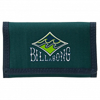 Billabong ATOM WALLET EMERALD